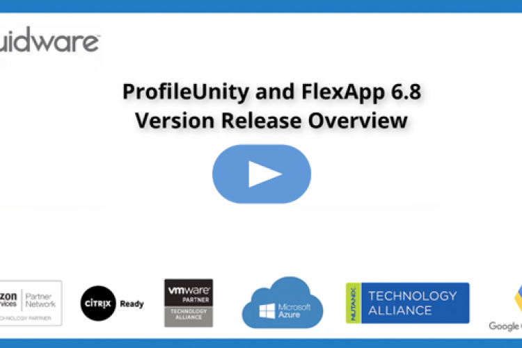 FlexApp v6.8 New Cloud Features Overview