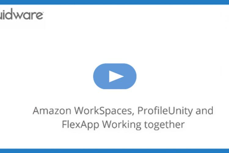 Automated ProfileUnity deployments from Amazon Marketplace