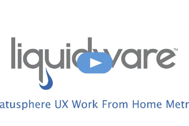Stratusphere UX Work From Home Metrics