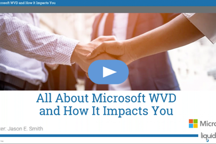 All About Microsoft WVD Webinar