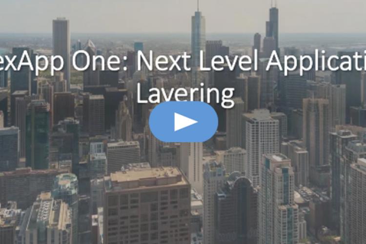 FlexApp One: Next Level Application Layering (Dutch)