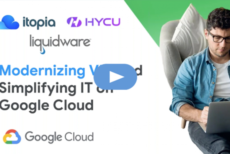 Modernizing VDI and Simplifying IT on Google Cloud – Session 1