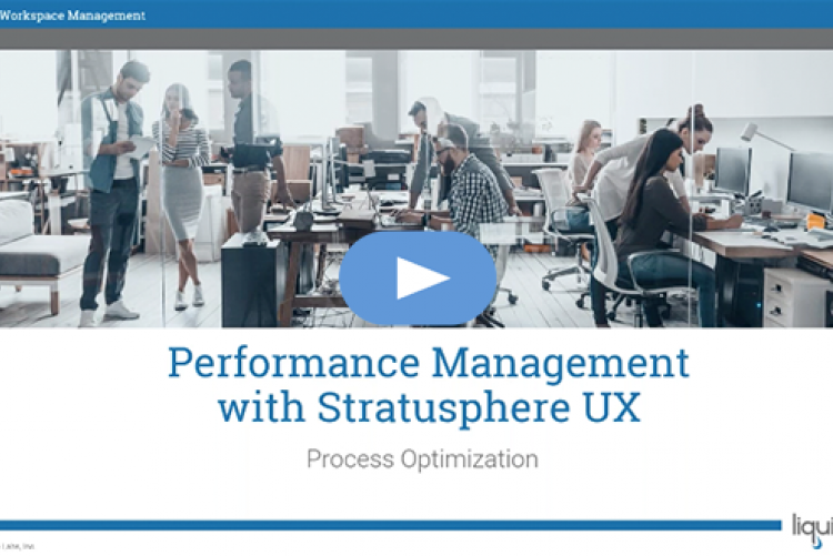 Performance Management with Stratusphere UX Process Optimization
