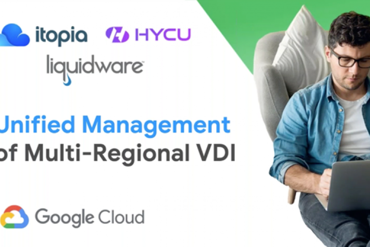 Session 3: Unified Management of Multi-Regional VDI on GCP