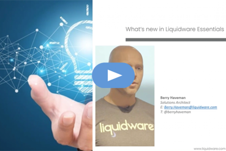 What's New in Liquidware Essentials (Dutch)