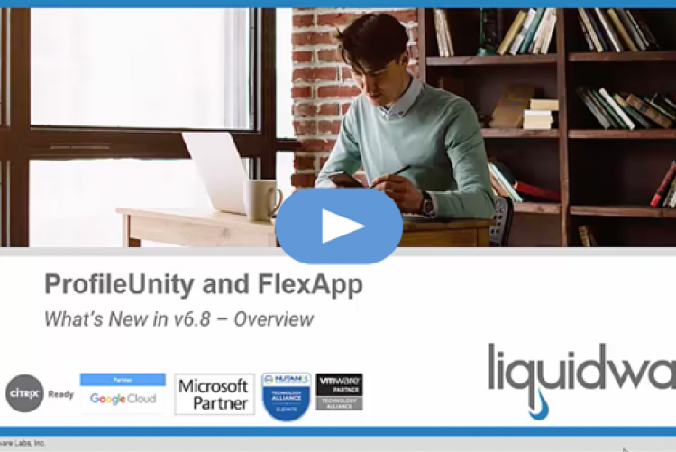 What's New in ProfileUnity and FlexApp v6.8