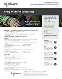 Army Research Lab PDF
