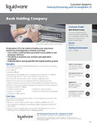 Bank Holding Company PDF