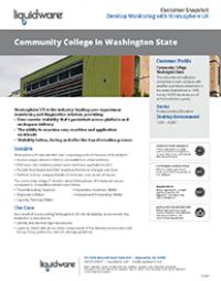 Community College - Washington State PDF