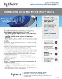 Horizon Blue Cross Blue Shield of New Jersey PDF