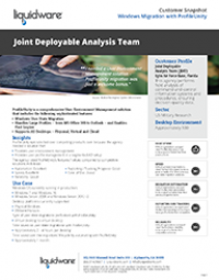 Joint Deploy Analysis Team PDF