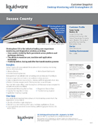 Sussex County PDF