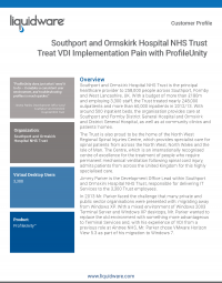 Southport Ormskirk NHS Trust PDF