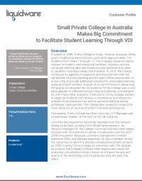 Trinity College PDF