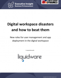 Digital Workspace Disasters and How to Beat Them