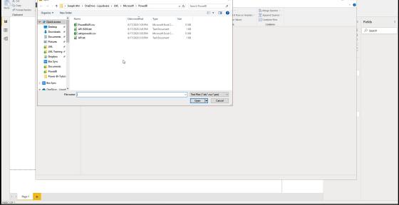 API Csv Output